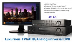 ATLAS TVI/AHD/ANALOG