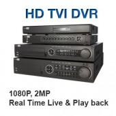 HD-TVI DVR