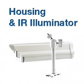 Housing & IR Illuminator